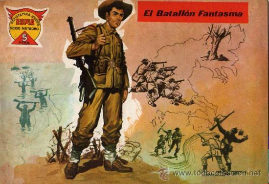 (M-3) ESPIA , REVISTA PARA JOVENES, SERIE METEORO, EDT MAGA, NUM 64 (Tebeos y Comics - Maga - Otros)