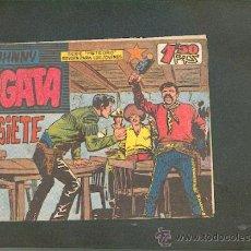 Tebeos: JOHNNY FOGATA Nº 18,EDITORIAL MAGA. Lote 20801854