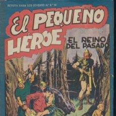 Tebeos: EL PEQUEÑO HÉROE Nº 34. MAGA 1956. SIN ABRIR. Lote 20837530