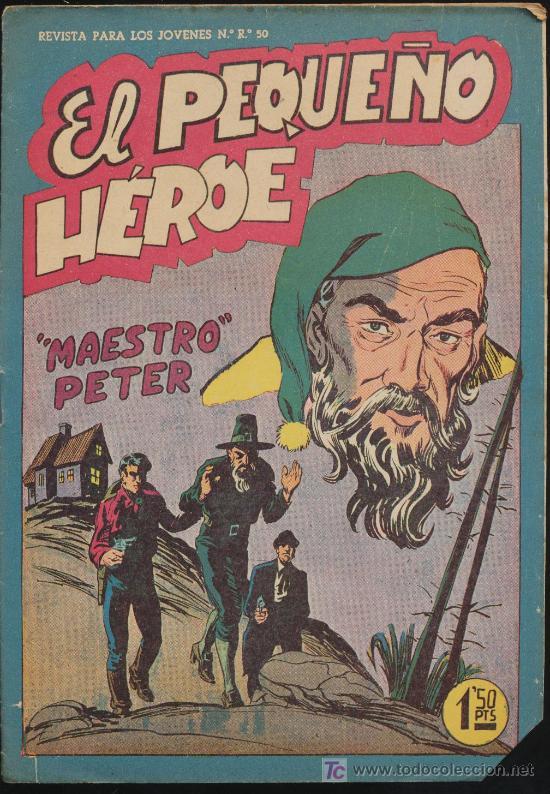 EL PEQUEÑO HÉROE Nº 20. MAGA 1956. SIN ABRIR (Tebeos y Comics - Maga - Pequeño Héroe)