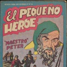 Tebeos: EL PEQUEÑO HÉROE Nº 20. MAGA 1956. SIN ABRIR. Lote 127738995