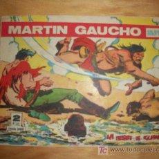 Tebeos: MARTIN GAUCHO Nº 13 EDITORIAL MAGA ORIGINAL 1964 . Lote 20882938