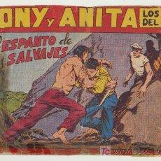 Tebeos: TONY Y ANITA Nº 103.. Lote 21186507