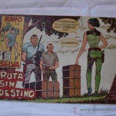 Tebeos: RAYO DE LA SELVA Nº 24 ORIGINAL. Lote 26356563