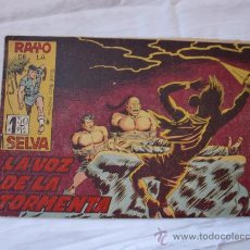 Tebeos: RAYO DE LA SELVA Nº 36 ORIGINAL. Lote 26356566