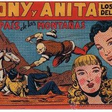 Tebeos: TONY Y ANITA Nº 72. SIN ABRIR.. Lote 21806728