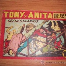 Giornalini: TONY Y ANITA Nº 60 EDITORIAL MAGA ORIGINAL . Lote 21732024