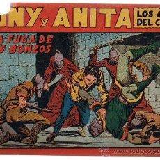 Tebeos: TONY Y ANITA Nº 75.. Lote 21945052