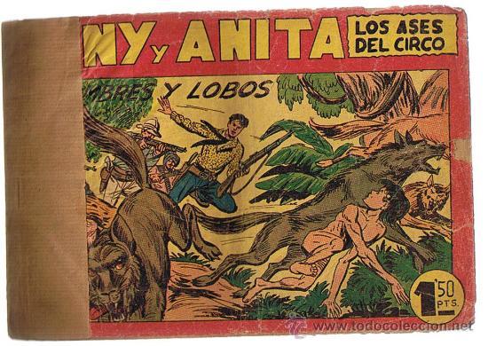 TONY Y ANITA Nº 137. (Tebeos y Comics - Maga - Tony y Anita)