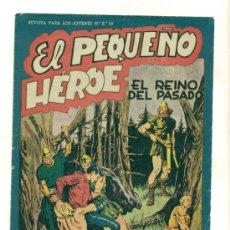 Tebeos: PEQUEÑO HEROE Nº 34. Lote 25737191