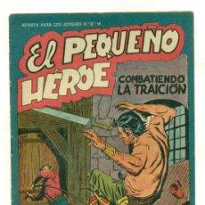 Tebeos: PEQUEÑO HEROE Nº 40. Lote 25737192