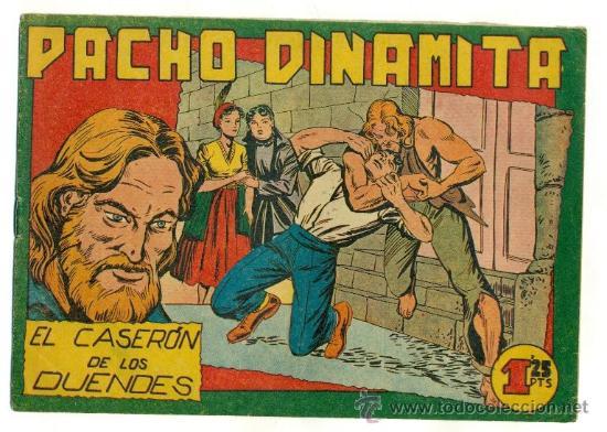 PACHO DINAMITA Nº 68 (Tebeos y Comics - Maga - Pacho Dinamita)