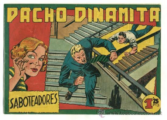 PACHO DINAMITA Nº 18 (Tebeos y Comics - Maga - Pacho Dinamita)