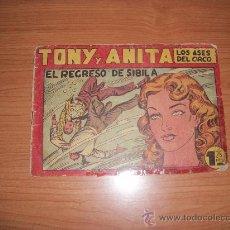 Giornalini: TONY Y ANITA Nº 59 EDITORIAL MAGA ORIGINAL . Lote 22103941