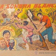 Tebeos: COMIC, JUNGLA, Nº 16, LA SOMBRA BLANCA, EDITORIAL MAGA, ORIGINAL. Lote 195361568