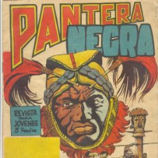 Tebeos: PANTERA NEGRA REVISTA Nº 2. Lote 26779232