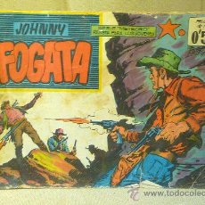 Tebeos: COMIC, JOHNNY FOGATA, Nº 1, EDITORIAL MAGA, ORIGINAL. Lote 22683674
