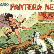 Tebeos: PEQUEÑO PANTERA NEGRA Nº 142 - ORIGINAL - MAGA 1958. Lote 22765532