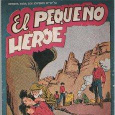 Tebeos: EL PEQUEÑO HÉROE Nº 28. SIN ABRIR. Lote 22798213