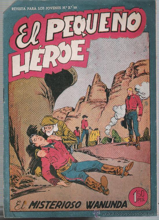 EL PEQUEÑO HÉROE Nº 28. SIN ABRIR (Tebeos y Comics - Maga - Pequeño Héroe)
