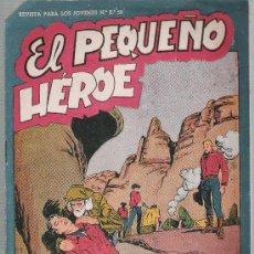 Tebeos: EL PEQUEÑO HÉROE Nº 28. SIN ABRIR. Lote 22798253