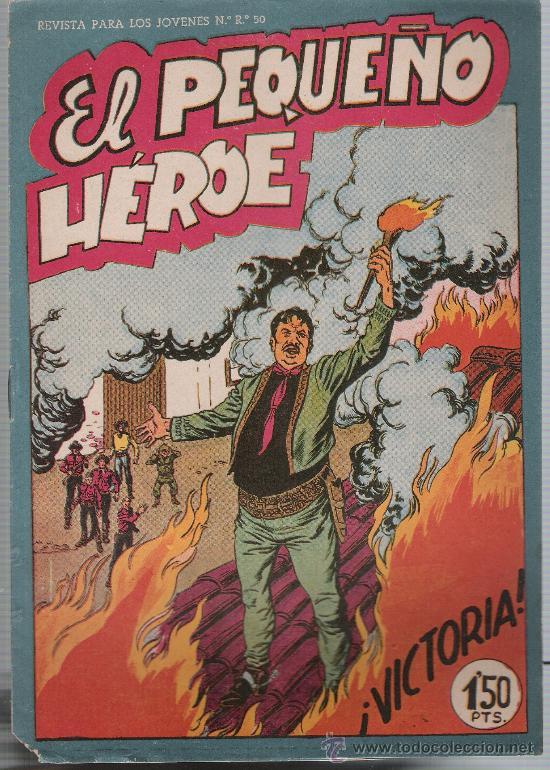 EL PEQUEÑO HÉROE Nº 32. SIN ABRIR (Tebeos y Comics - Maga - Pequeño Héroe)