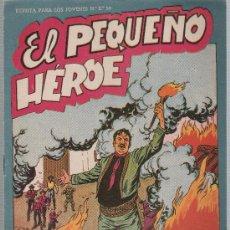 Tebeos: EL PEQUEÑO HÉROE Nº 32. SIN ABRIR. Lote 22798286