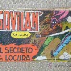 Tebeos: COMIC, GAVILAN, EDITORIAL, MAGA, Nº 2, ORIGINAL, QUIEN ES EL GAVILAN. Lote 22849513