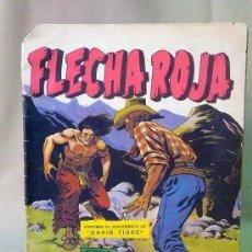 Tebeos: COMIC, FLECHA ROJA, EDITORIAL MAGA, Nº 17, ORIGINAL. Lote 22954130