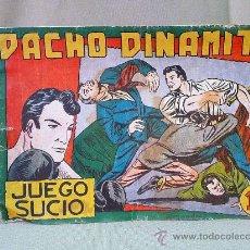 Tebeos: COMIC, ORIGINAL, PACHO DINAMITA, JUEGO SUCIO, MAGA, Nº 3. Lote 22954414