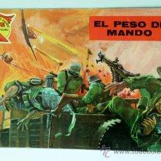 Tebeos: METEORO SERIE ESPÍA Nº 45 EL PESO DEL MANDO EDITORIAL MAGA AÑOS 60. Lote 23103843