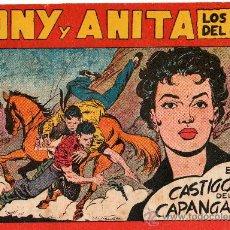 Giornalini: TONY Y ANITA 1ª Nº 107 DE MAGA . Lote 23163429