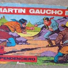 Tebeos: COMIC, MARTIN GAUCHO, EL PENDENCIERO, Nº 1, MAGA. Lote 23592766