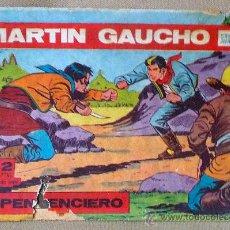 Tebeos: COMIC, MARTIN GAUCHO, EL PENDENCIERO, Nº 1, MAGA. Lote 23592785