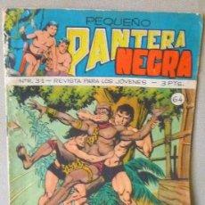 Tebeos: COMIC, PANTERA NEGRA,EL TERRIBLE NUMUNURU, Nº 64, MAGA. Lote 23592971