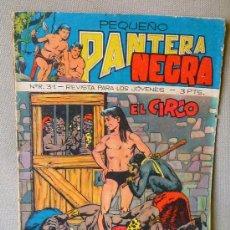 Tebeos: COMIC, PANTERA NEGRA ,EL CIRCO , Nº 65, MAGA,. Lote 23593014