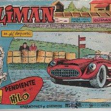 Tebeos: OLIMAN Nº 67. MAGA 1960. EN CONTRAPORTADA U.D. JUVENTUD DE PRADO DEL REY (CADIZ).. Lote 23335078