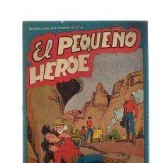 Tebeos: EL PEQUEÑO HÉROE Nº 28. MAGA 1956. SIN ABRIR. Lote 23426592