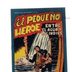 Tebeos: EL PEQUEÑO HÉROE Nº 63. MAGA 1956. SIN ABRIR. Lote 23427760