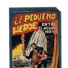 Tebeos: EL PEQUEÑO HÉROE Nº 63. MAGA 1956. SIN ABRIR. Lote 23427784
