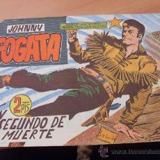 BDs: JOHNNY FOGATA Nº 47 ( ORIGINAL ) (S1). Lote 23592548