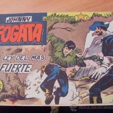 BDs: JOHNNY FOGATA Nº 41 ( ORIGINAL ) (S1). Lote 23592583