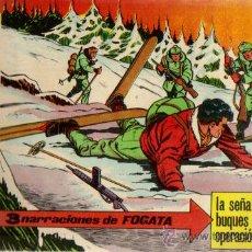 Tebeos: FOGATA Nº 16 - ED.MAGA 1964 (ORIGINAL). Lote 25022485
