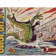 Tebeos: EL COLOSO - EL ARBOL FLOTANTE - Nº 28 - ED. MAGA 1960. Lote 23668215