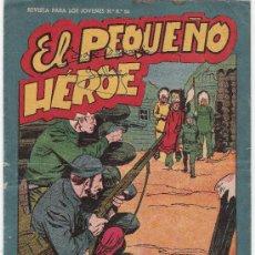 Tebeos: EL PEQUEÑO HÉROE Nº 78. MAGA 1956.. Lote 23725275