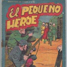 Tebeos: EL PEQUEÑO HÉROE Nº 78. MAGA 1956.. Lote 23754449