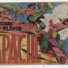 Tebeos: APACHE Nº 29. MAGA 1959.. Lote 23825811