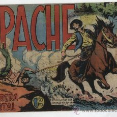 Livros de Banda Desenhada: APACHE Nº 21. MAGA 1959.. Lote 23825889