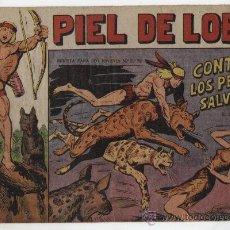 Tebeos: PIEL DE LOBO Nº 9.. Lote 23836588