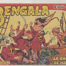 Tebeos: BENGALA 2ª Nº 3. MAGA 1959.. Lote 23876164
